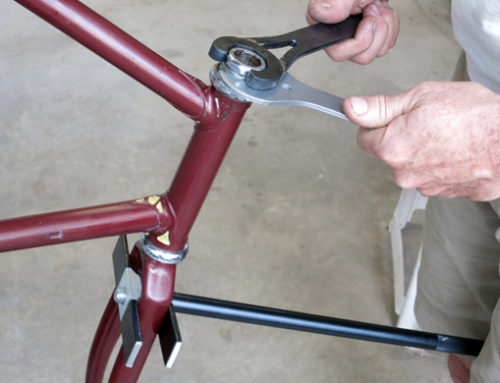 Fork Stabilizer Tool